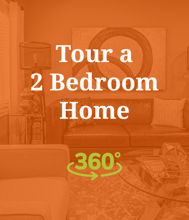 Tour a 2 Bedroom Home