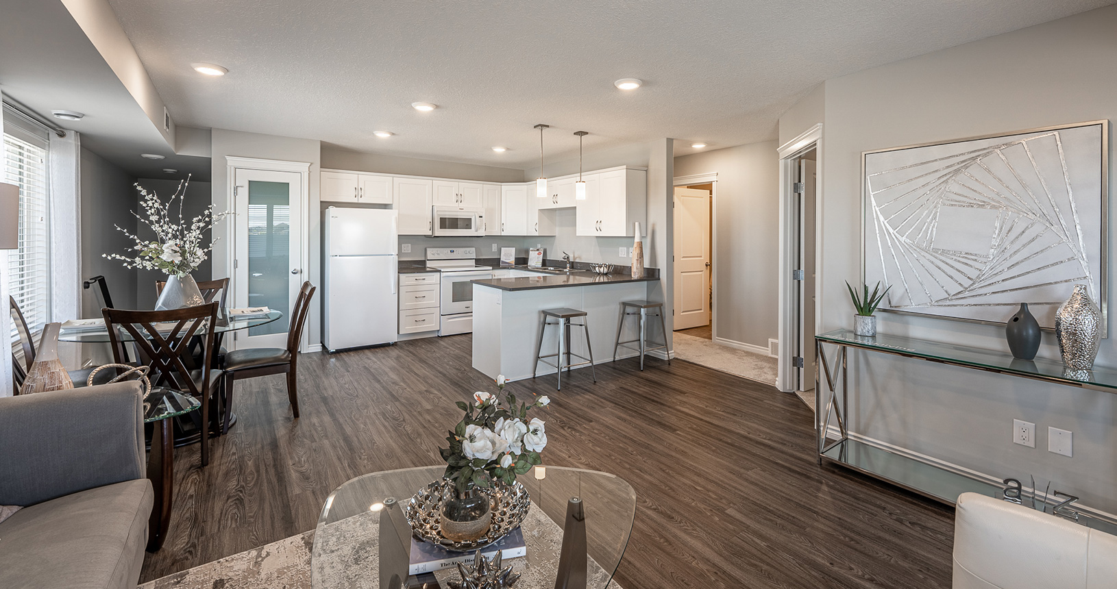MeadowView Point Townhome